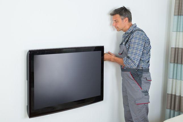 Ремонт телевизоров, замена экранов матриц мониторов, плазменных ТВ