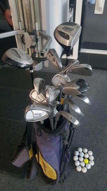 Crose golf si mingi dunlop