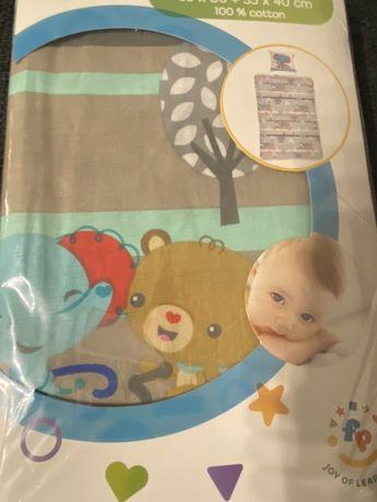 Fisher price спален комплект за бебе