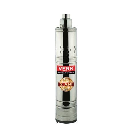 Pompa submersibila de adancime 15m, 1100W VERK- V4P-1100B