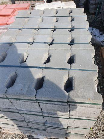 PAVELE beton / FORMA DE I / H /alei gradina / BORDURI