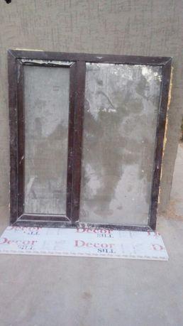 Окна пачти нови высота 1.55.ширина 1.35.цена 20000.Адрес кызлтобе 2.