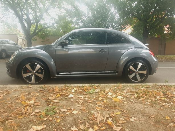 Volkswagen New Beetle Automat Fender  Edition