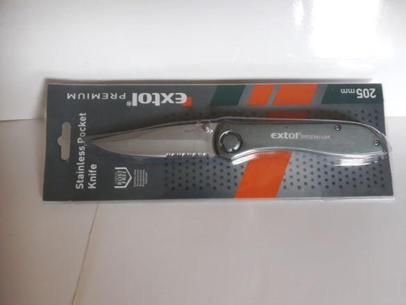 Продавам нов сгъваем , джобен нож , изцяло от метал.