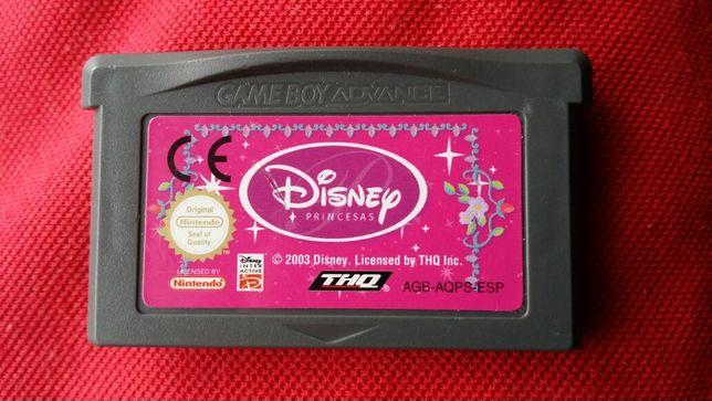 Nintendo Game Boy Advance Disney Princesas