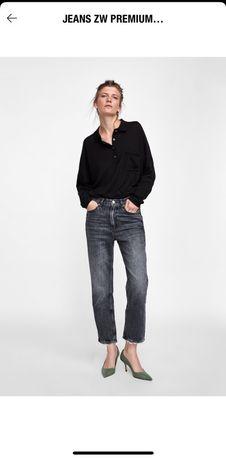 Jeans drepti Zara