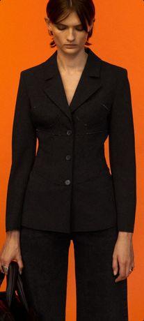 ZARA ново сако тип корсет, S/M