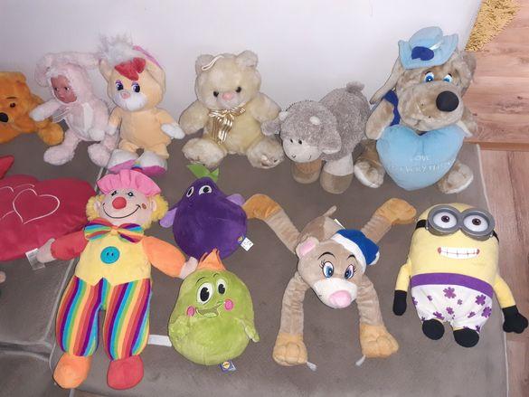 Детски плушени и други играчки
