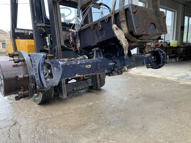 Punte,axa tractor Deutx DX 6.10,6.30 CASE 1056 XL , 956 XL , APL 345