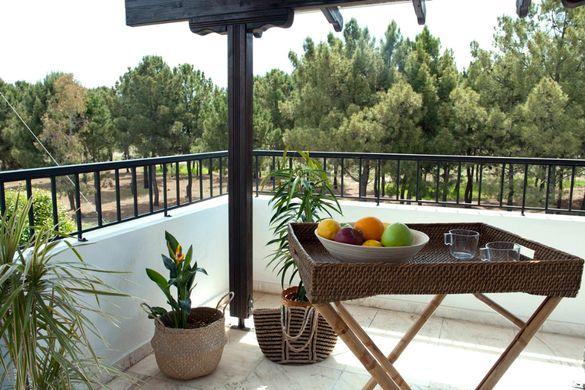 Вила Клеопатра, пред плажа, 3 спални, 8 човека, Керамоти, Гърция