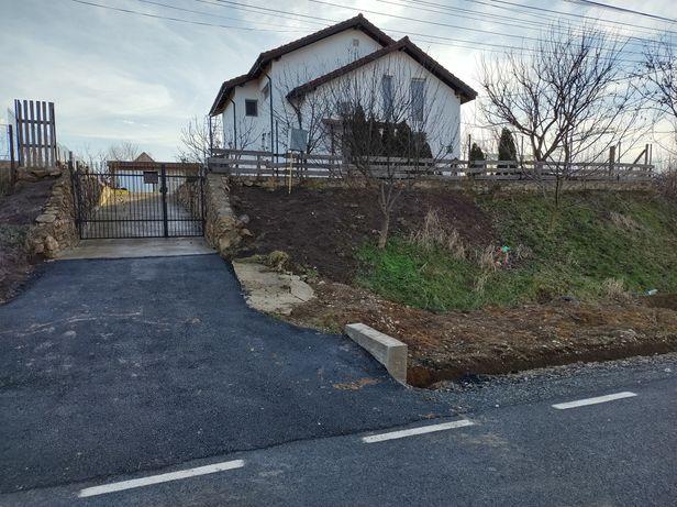 Teren giarmata asfalt
