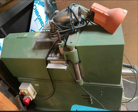 Автоматична машина за рязане на стъклодържатели HAFFNER за дограма