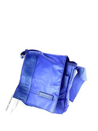 - 10% промо ! Calvin Klein Blue мъжка чанта