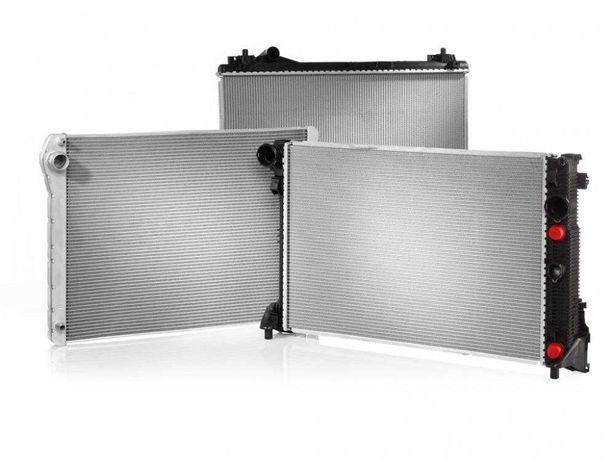 Радиатор основной кондиционера печки Audi A4 A6 A8