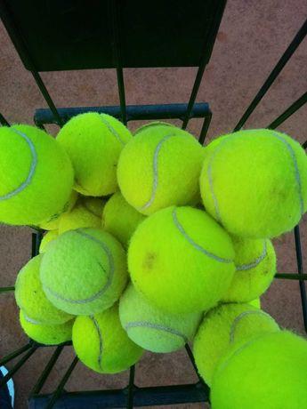 Тенис топки използвани