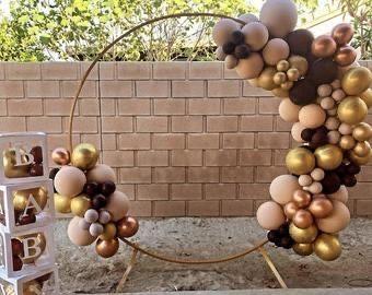 Метална арка за балони/ декорация ПОД НАЕМ