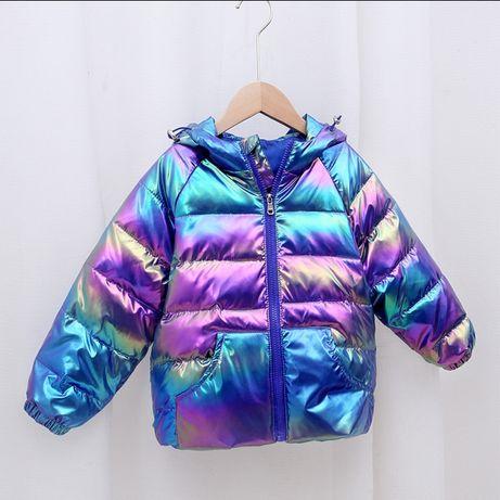 Детская куртка на осень,куртка для девочек и мальчиков,тёплая куртка