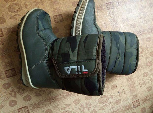 Продам зимний обувь в хорошом состояний