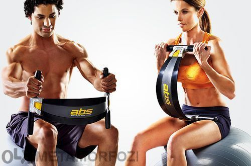 Фитнес уред за Стегнат Корем Adwanced Body System