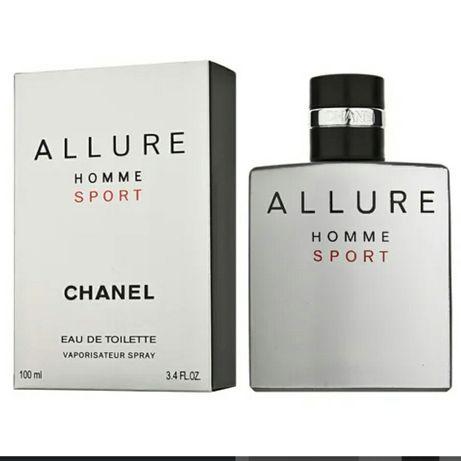 Chanel Allure Homme Sport мужской парфюм. Новый. Духи. Подарок мужчине