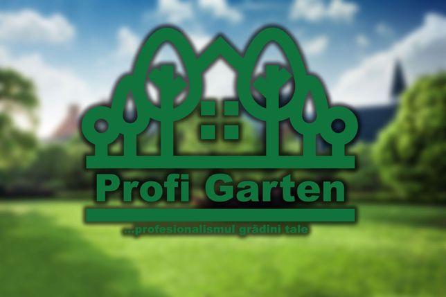 Amenajări exterioare grădini,curti și întrețineri spații verzi