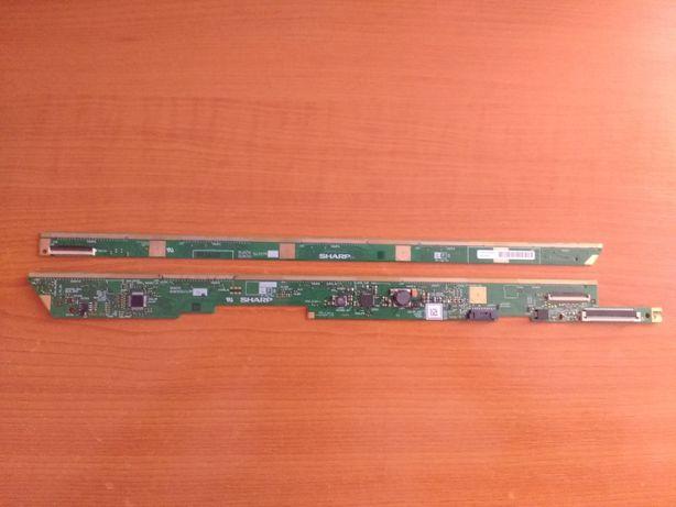 T-con Sharp RUNTK DUNTK 5414TP / 5415TP