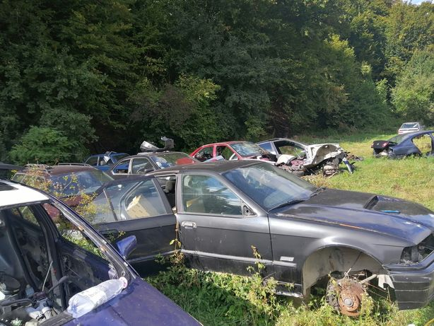 Piese din dezmembrari BMW E36