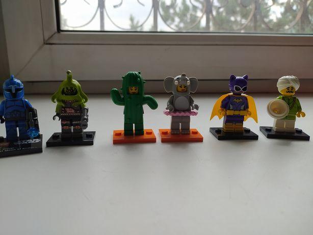 Минифигурки Лего оригинал