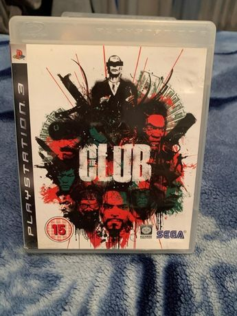 The Club - PS3 - Playstation 3 - PS 3