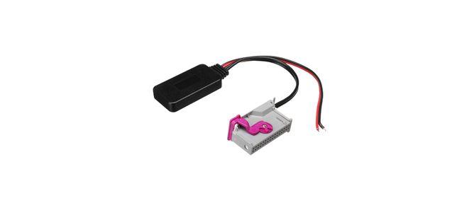 Modul Adaptor Bluetooth Auxiliar pentru Audi A3 A4 A6 A8 TT R8 RNS-E