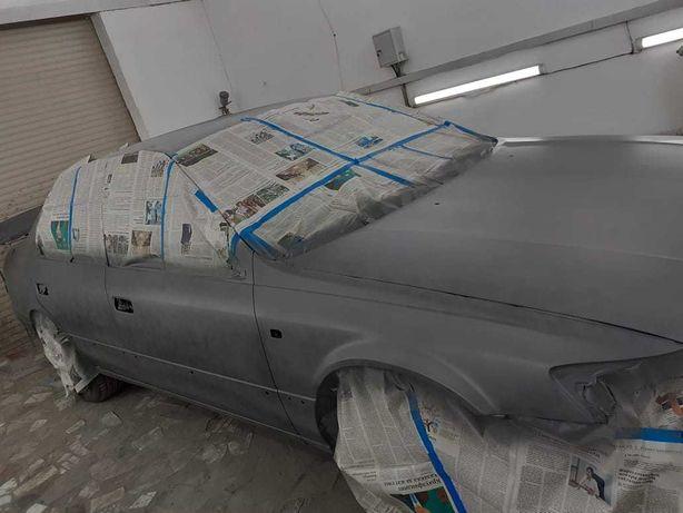 Автосервис по кузовному ремонту ремонту пластика,