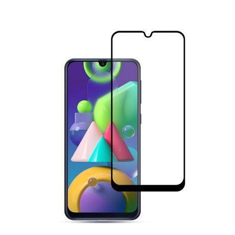 Закален удароустойчив 21D стъклен протектор за Samsung Galaxy M21