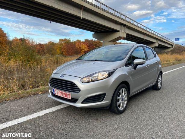 Ford Fiesta istoric si kilometri reali