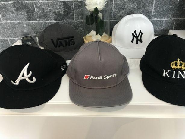 Sapca NewEra / Audi Sport / New Yrok / King / Vans