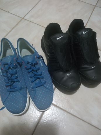 Adidași Nike 44.5 și reebok 42.5