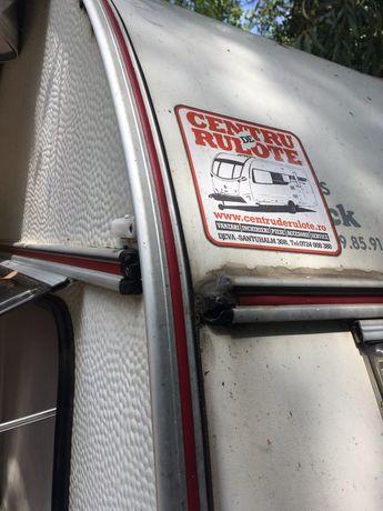 Cheder profil aluminiu Rulota Autorulota Camper
