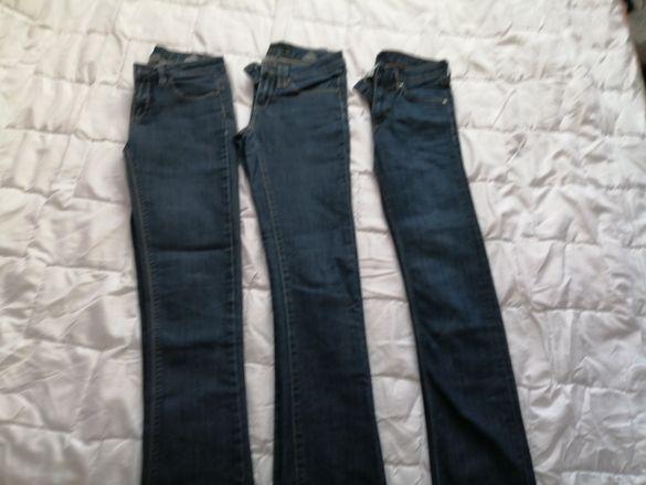 Дамски дънки Kenvelo и H&M