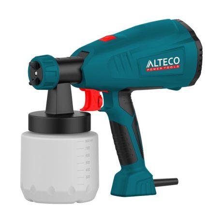 Краскопульт распылитель электрический Alteco