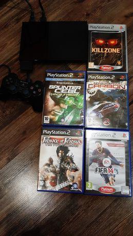 PlayStation 2 с 5 игри