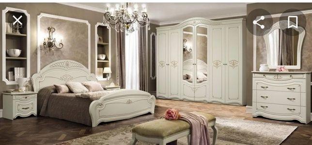 Спальный гарнитур Джамиля