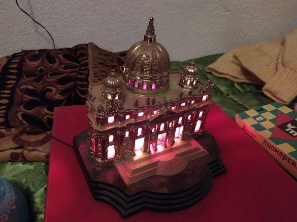 Античен макет светещ ТОП