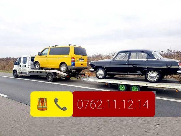 Tractari auto NON-STOP
