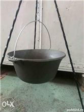 Ceaun fonta cruda 22 litri