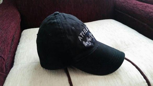 Big star.Черна шапка с ластична вътрешна част