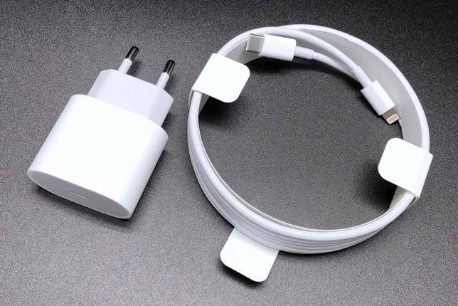 Lightning зарядка USB-C провод на iPhone 11 Pro, 12 Pro Max
