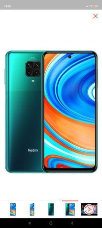 Xiaomi redmi note 9 pro 128 gb green color