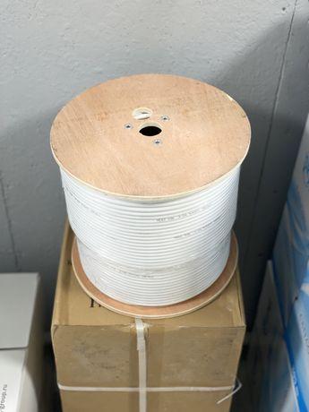 Коаксиальный кабель rg6 90% медь