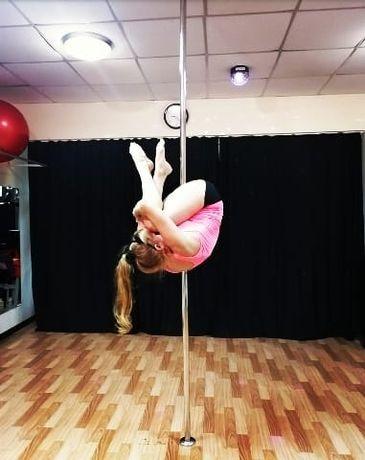 Пол дэнс / Pole dance танец на пилоне (шесте) в нашей студии