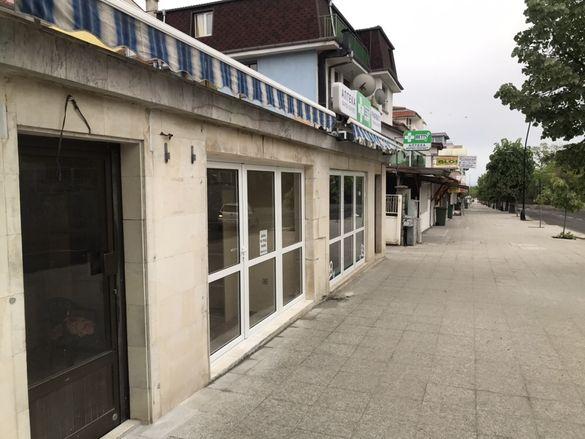 Магазин, офис, помещение под наем в Несебър