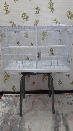 Клетки 60×40×40 можно и на паровку в середине есть разделяющий сетка